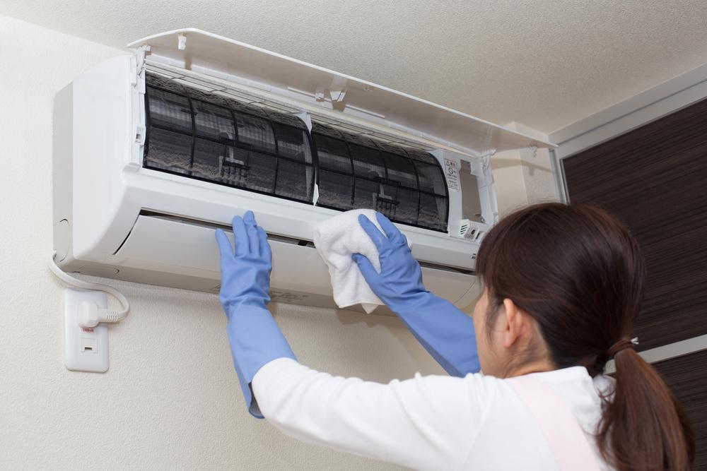 خدمات تركيب وتنظيف مكيفات سبليت