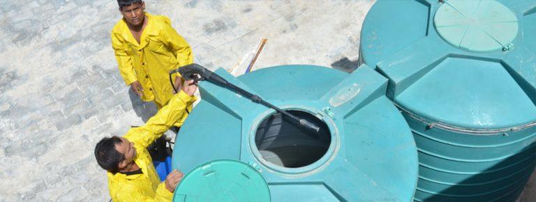 أرخص شركة تنظيف خزانات بالمدينة المنورة